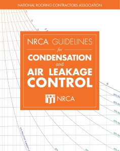 Guidelines for Condensation and Air Leakage Control