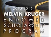 Kruger Scholarship