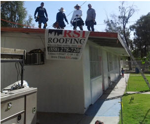 Rsi Roofing Provides New Roof Systems For Children In San