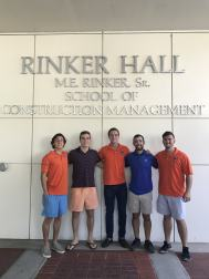 M.E. Rinker Sr. School of Building Construction at the University of Florida, Gainesville, Fla.